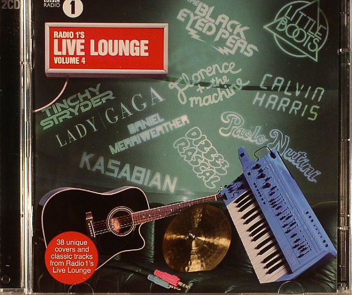 Various Radio 1 S Live Lounge Volume 4 Vinyl At Juno Records