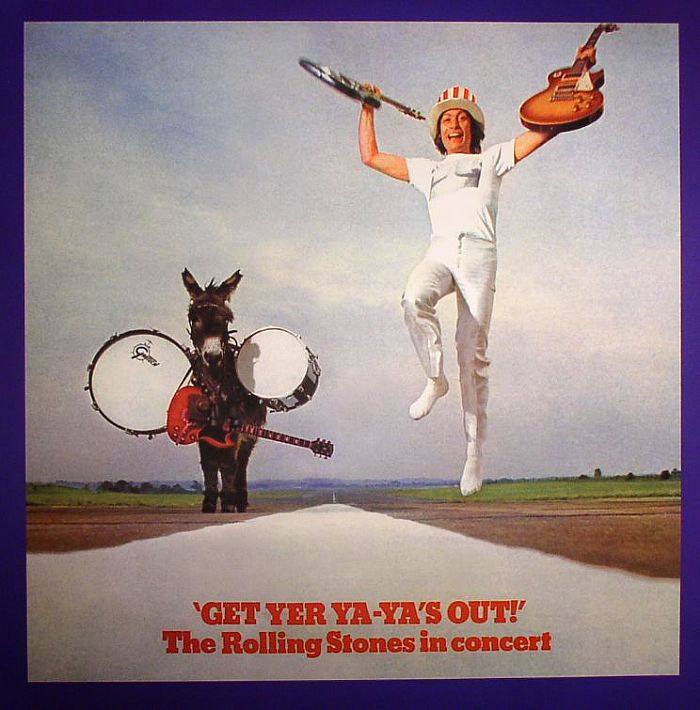 ROLLING STONES, The - Get Yer Ya Ya's Out