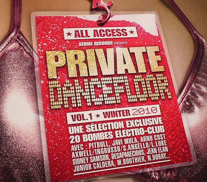 VARIOUS - Serial Records Presente Private Dancefloor Vol 1 Winter 2010