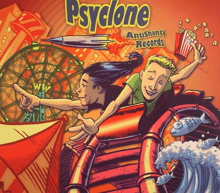 VARIOUS - Psyclone