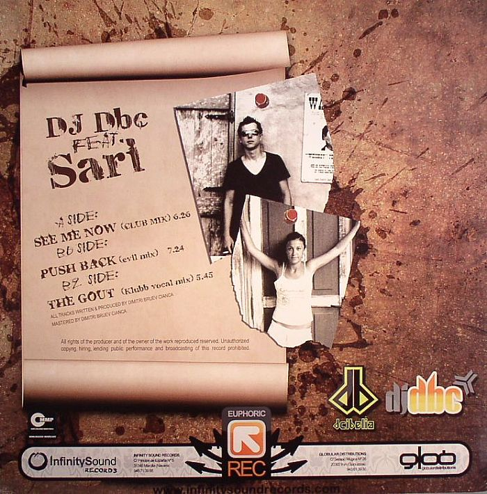 DJ DBC feat SARI - See Me Now