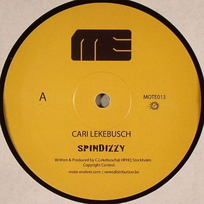 LEKEBUSCH, Cari - Spindizzy