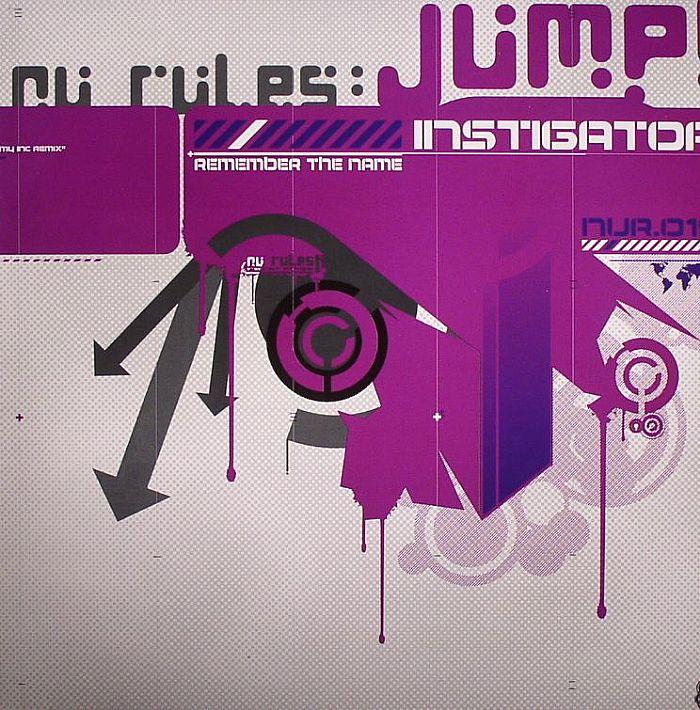 INSTIGATOR - Remember The Name