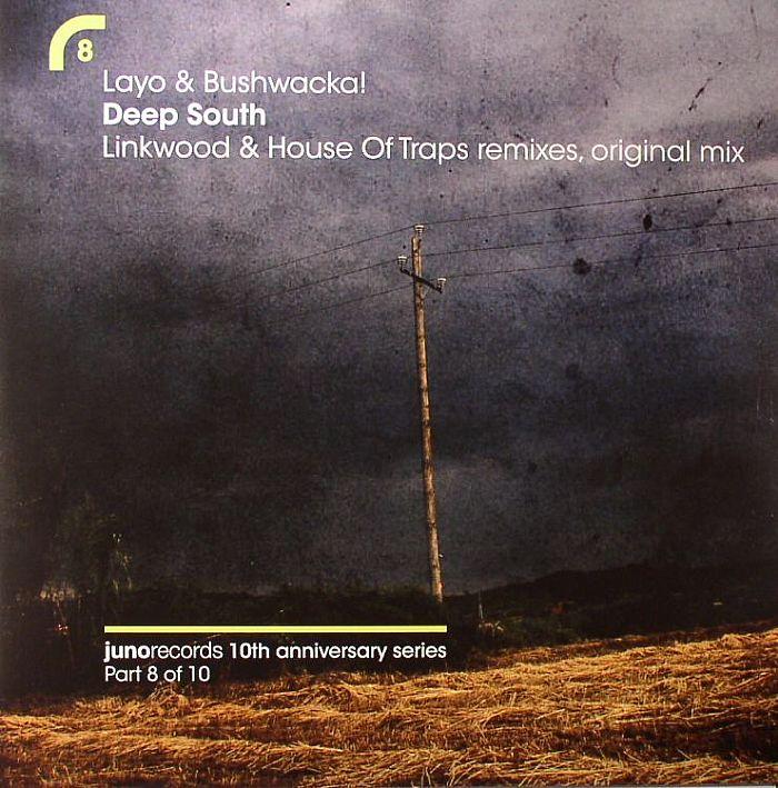 Layo bushwacka deep south linkwood house of traps for Juno deep house