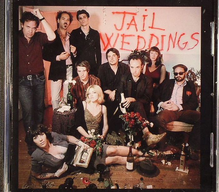 JAIL WEDDINGS - Inconvenient Dreams