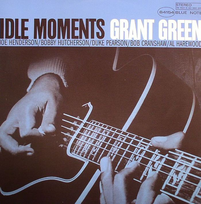 GREEN, Grant - Idle Moments