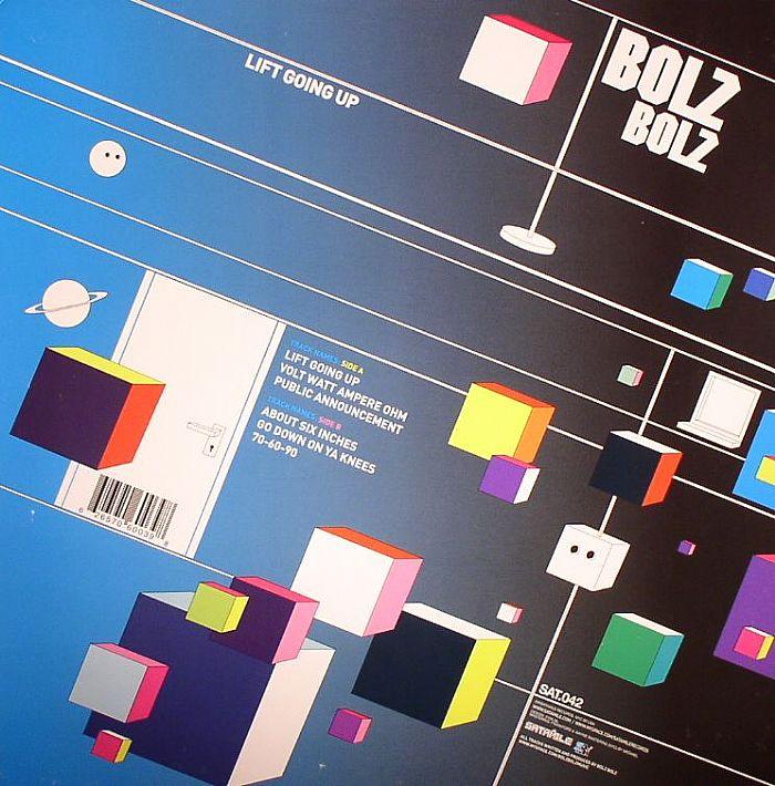 Bolz Bolz - Lift Going Up