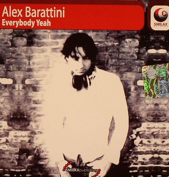 BARATTINI, Alex - Everybody Yeah