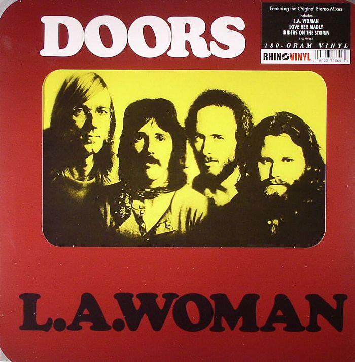 DOORS, The - LA Woman