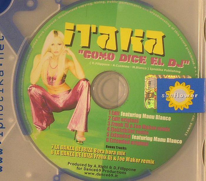 ITAKA - Como Dice El DJ