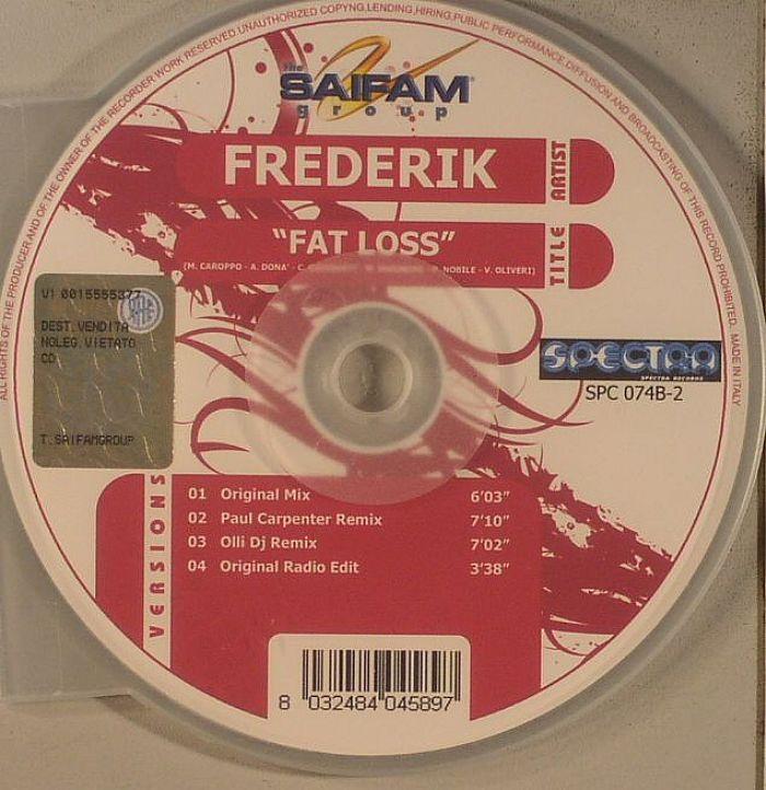 FREDERIK - Fat Loss