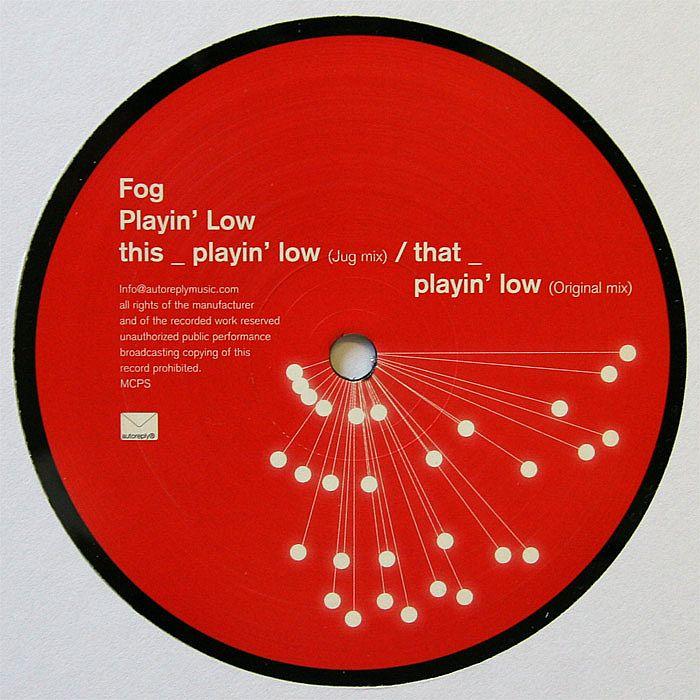 FOG - Playin Low' (Jug remix)