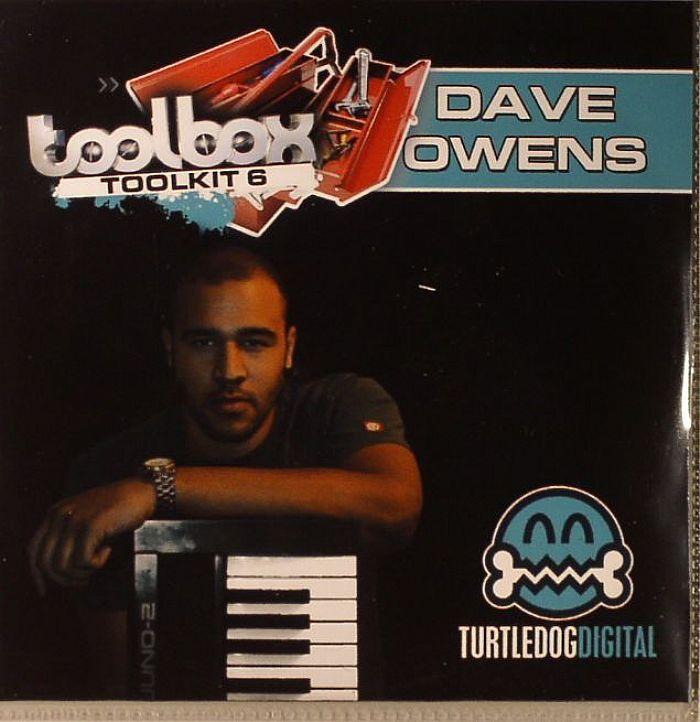 OWEN,  Dave/VARIOUS - Toolkit 6