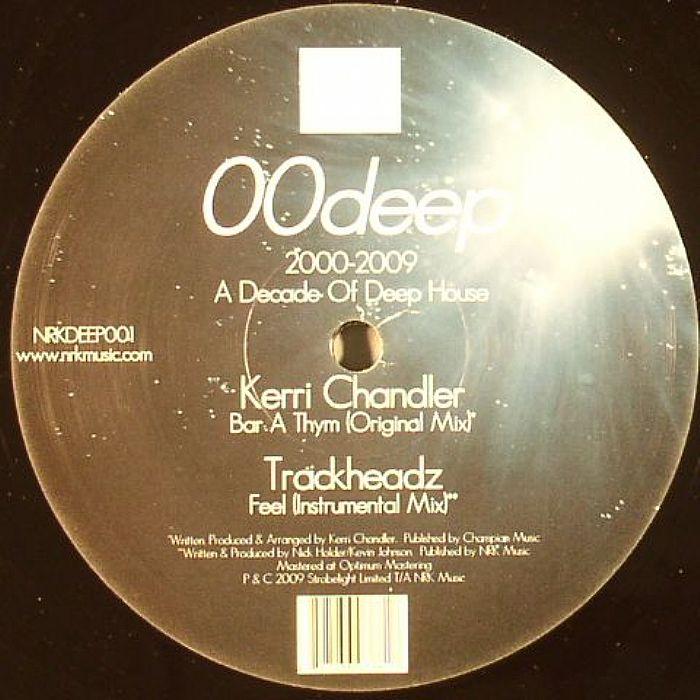 Quentin harris kerri chandler trackheadz 00deep 2000 2009 for Deep house 2000