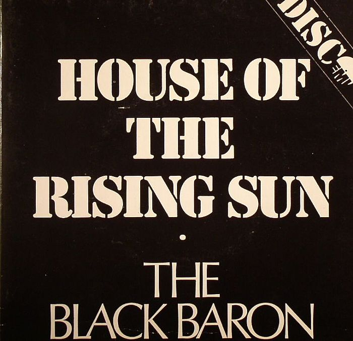 House Of The Rising Sun Bei Juno Records