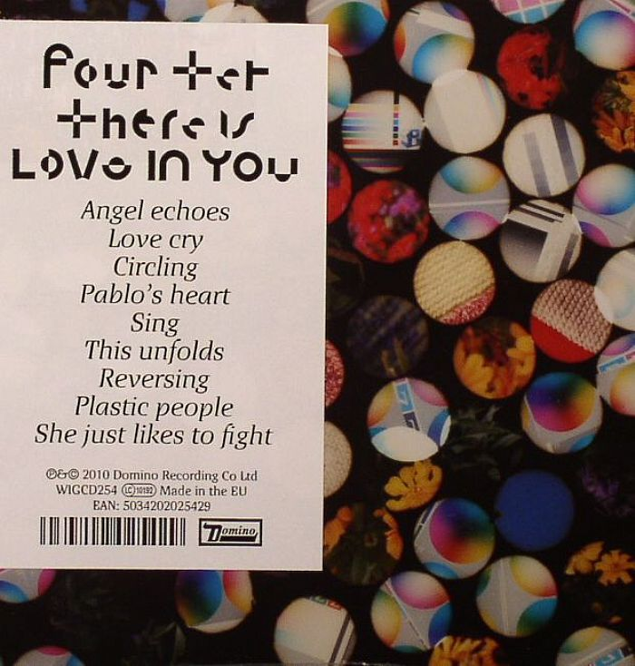 FOUR TET - There Is Love In You