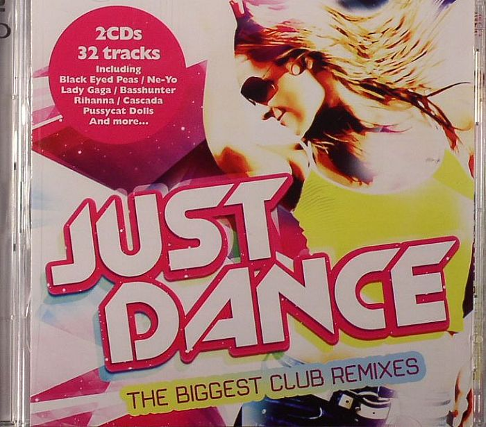 VARIOUS - Just Dance: The Biggest Club Remixes
