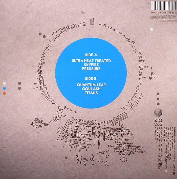 SLUGABED - Ultra Heat Treated EP