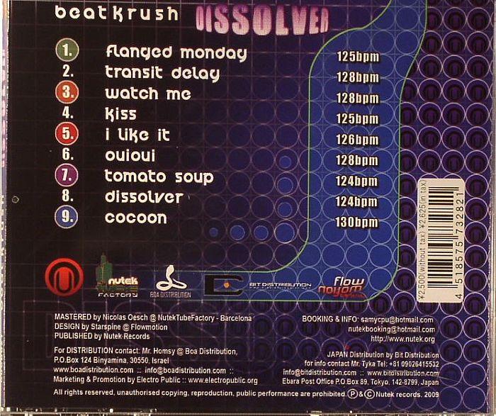 BEATRUSH - Dissolver