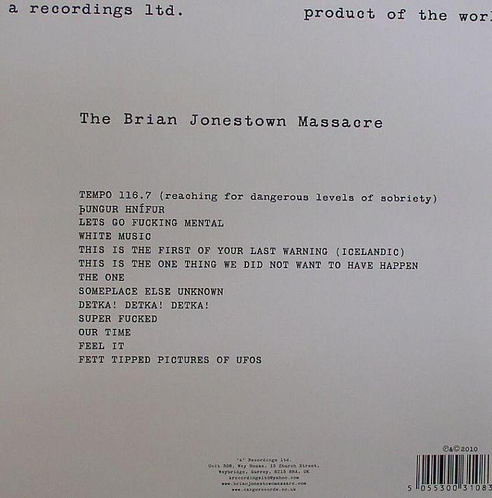 BRIAN JONESTOWN MASSACRE, The - Who Killed Sgt Pepper?
