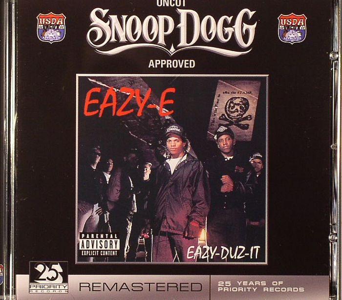 Eazy E Eazy Duz It Remastered Vinyl At Juno Records