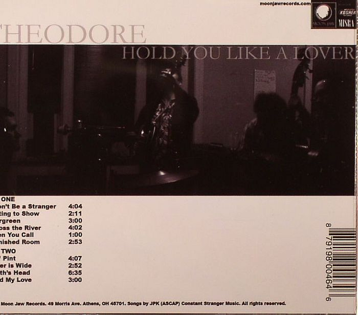 THEODORE - Hold You Like A Lover