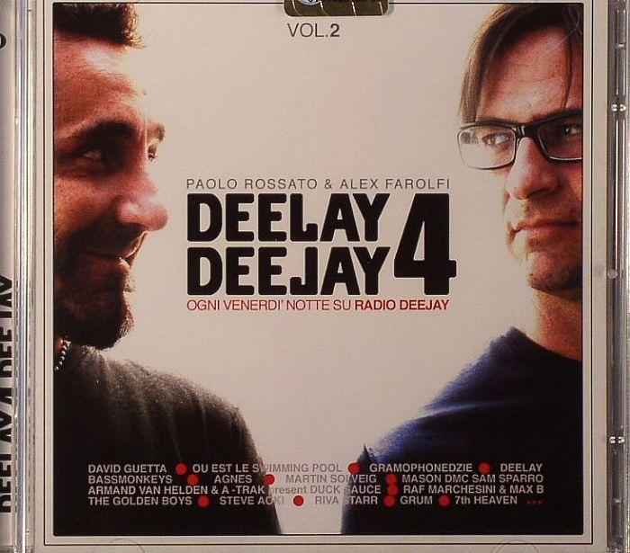 Paolo Rossato Alex Farolfi Various Deelay 4 Deejay Vol 2 Vinyl At Juno Records