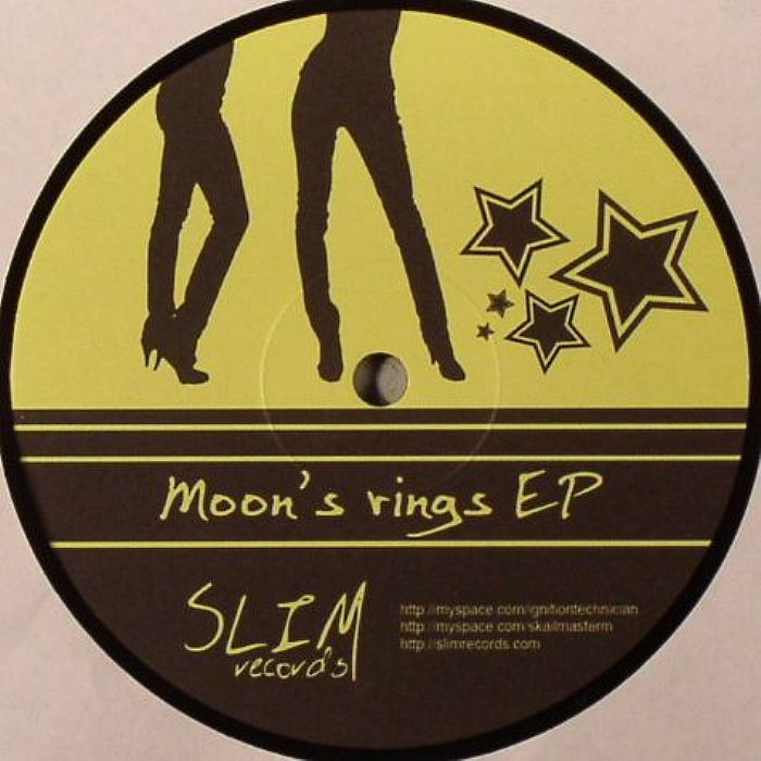 SKAIL MASTER M - Moon's Rings EP (Premium edition)