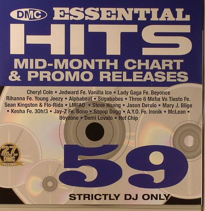 VARIOUS - Essential Hits 59 (Strictly DJ Only)