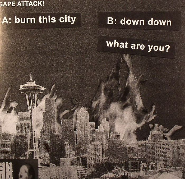 GAPE ATTACK! - Burn This City