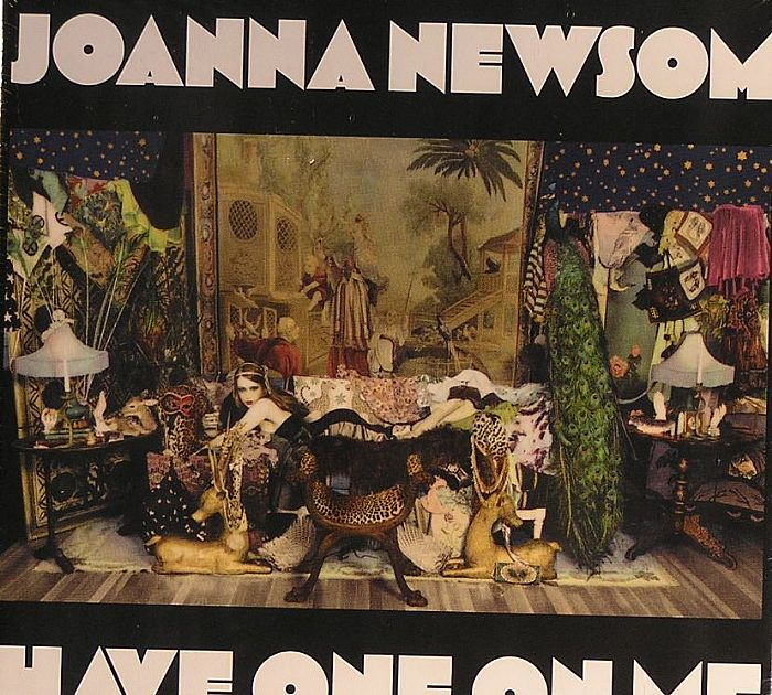 NEWSOM, Joanna - Have One On Me