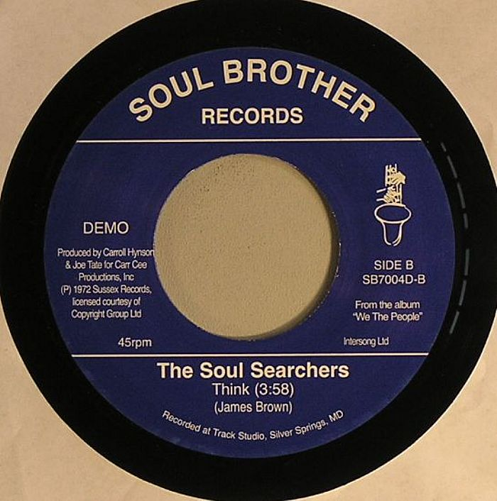 SOUL SEARCHERS, The - We The People