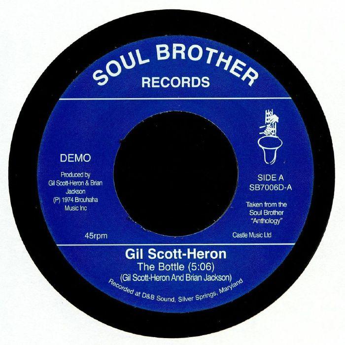 SCOTT HERON, Gil - The Bottle
