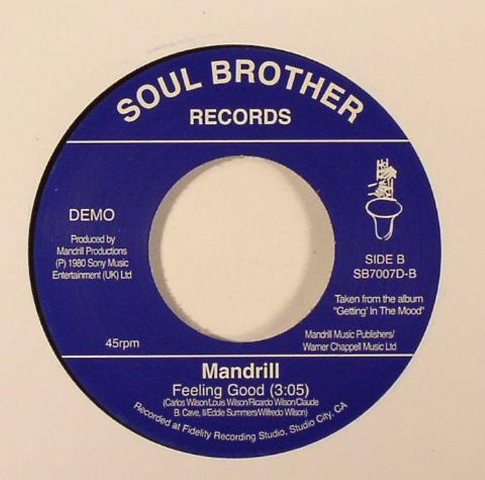 MANDRILL - Too Late