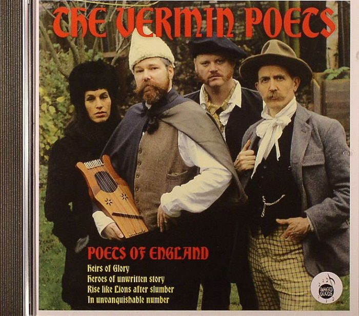 VERMIN POETS, The - Poets Of England