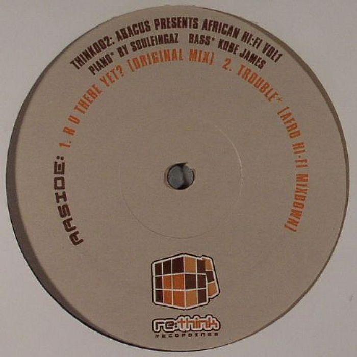 ABACUS presents AFRICAN HI FI - African Hi Fi Vol 1