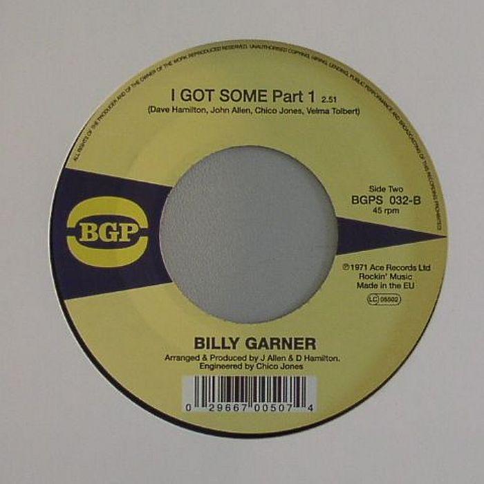 GARNER, Billy - Brand New Girl