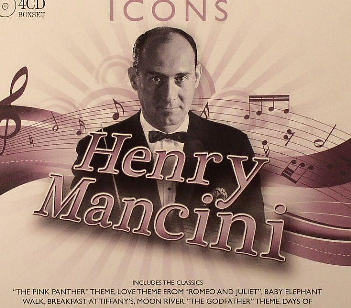 Henry MANCINI Icons vinyl at Juno Records.