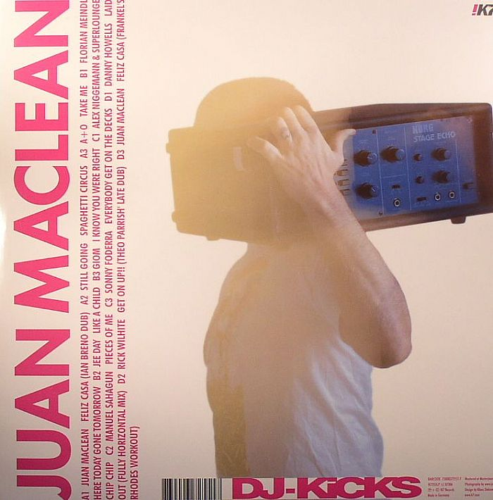 JUAN MACLEAN/VARIOUS - DJ Kicks