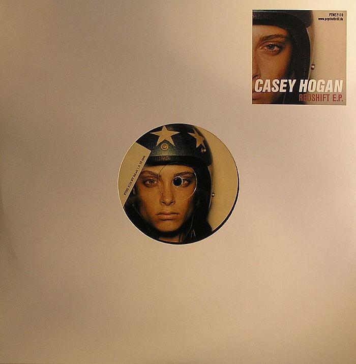 Casey Hogan - Redshift E.P.