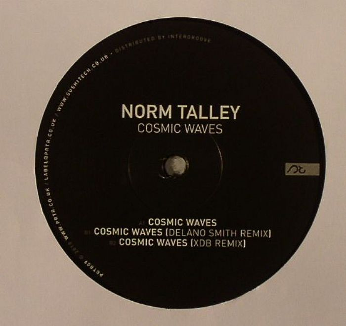 TALLEY, Norm - Cosmic Waves