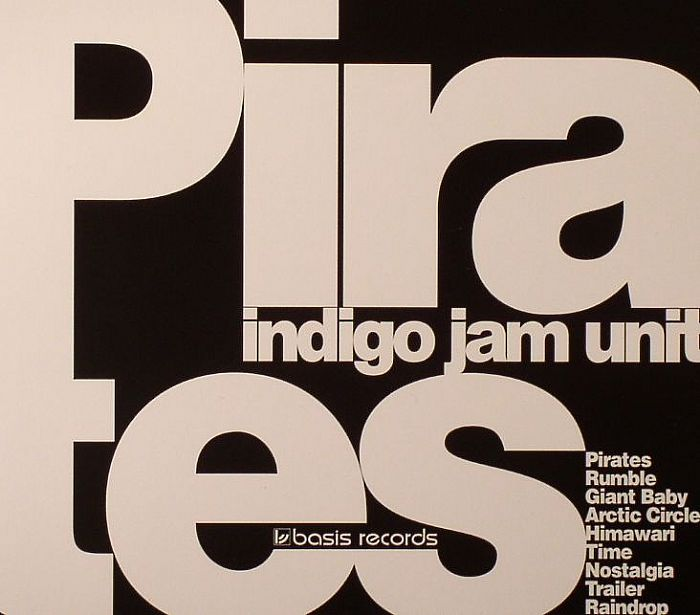 INDIGO JAM UNIT - Pirates