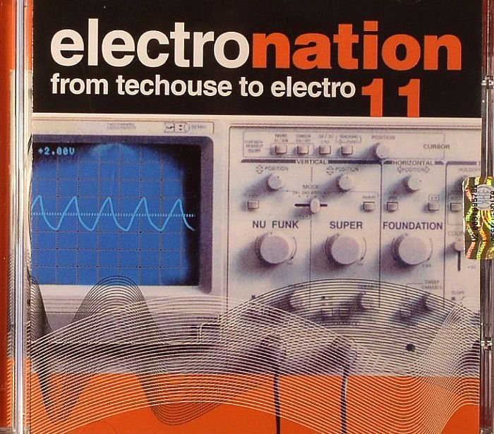 Various Electro Nation Vol 11 From Techouse To Electro Vinyl At Juno Records