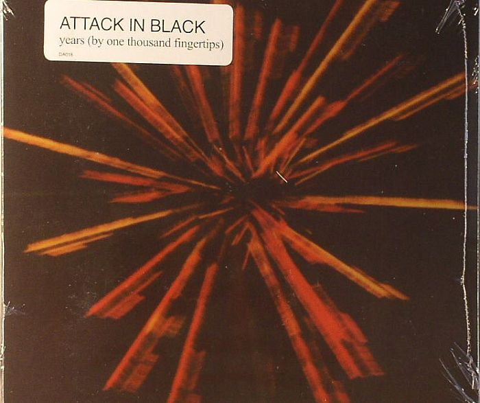 ATTACK IN BLACK - Years (By One Thousand Fingertips)