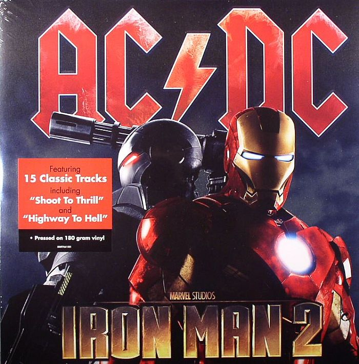 Ac Dc Iron Man 2 Vinyl At Juno Records