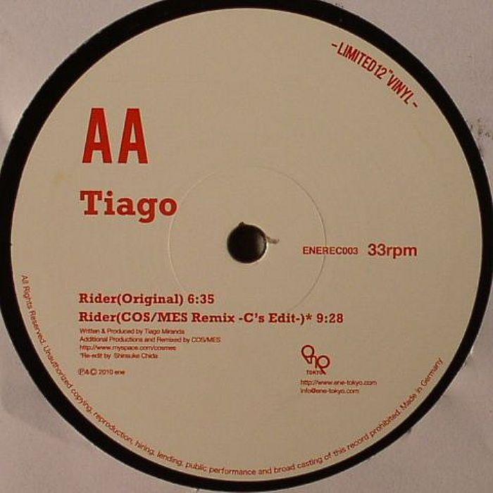 TIAGO - Rider