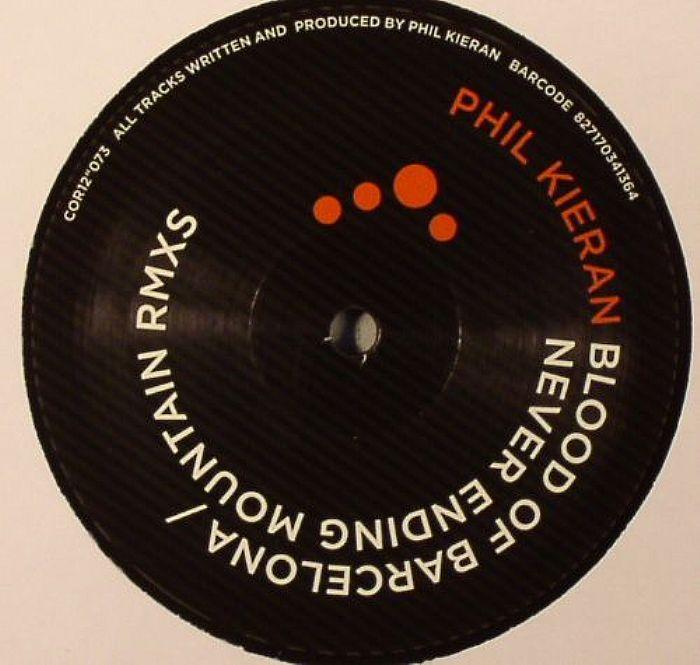 KIERAN, Phil - Shh Remixes EP