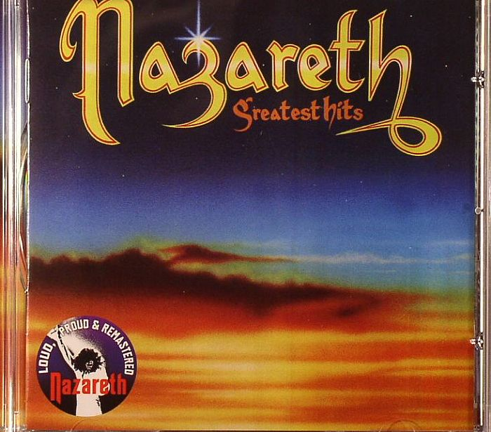 Nazareth Greatest Hits Remastered Vinyl At Juno Records
