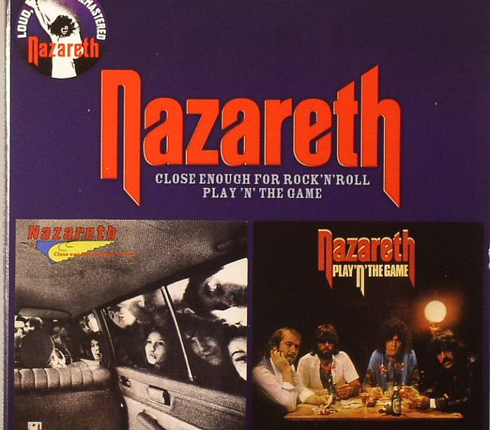 Nazareth Close Enough For Rock N Roll Remastered Vinyl