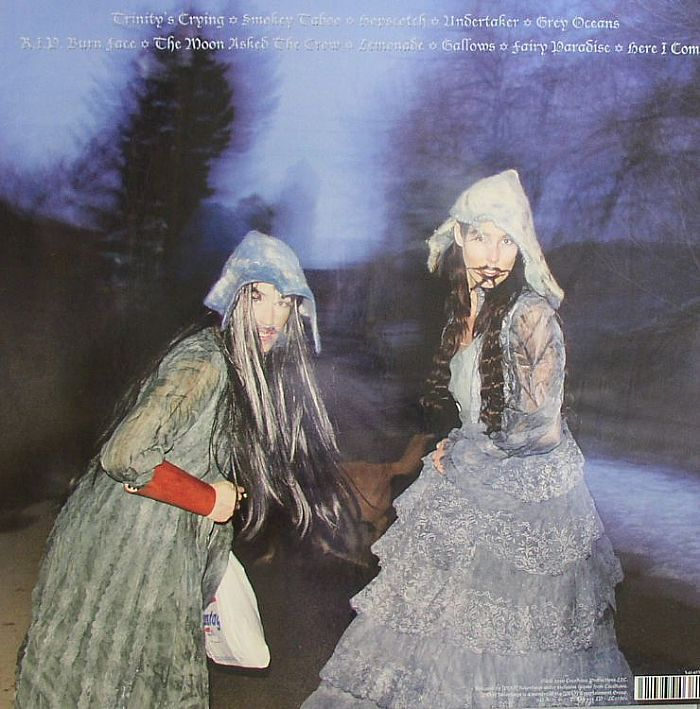 Cocorosie Grey Oceans Vinyl At Juno Records